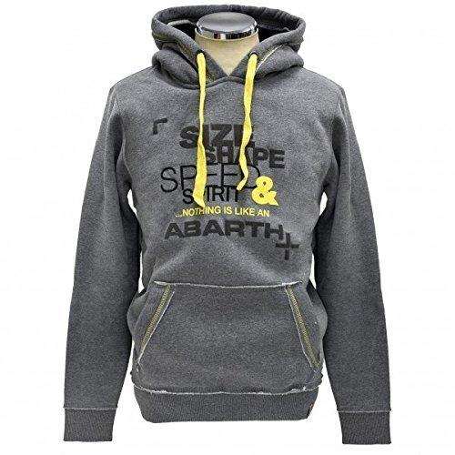 ABARTH(アバルト) NOTHING IS LIKEパーカー/グレー Lサイズ 59230117 純正アクセサリー -