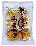酒田米菓 米と醤油のうすやき 20枚×12袋