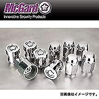McGard(マックガード) ウルトラハイセキュリティ インストレーションキット フクロタイプ クローム テーパー M12×P1.25 全長:32.5 レンチ径:21 MCG-84864