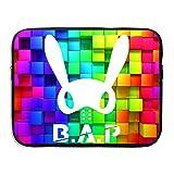 Sunshine SUNシャイン ビエピ 韓国歌手 グループ 韓流スター コンピューター用スリーブ ラップトップ 軽量 Black 13 Inch