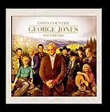 Gods Country: George Jones & Friends (W/Dvd) 画像