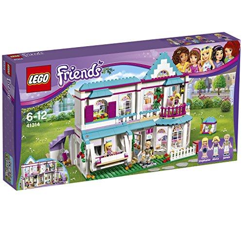 LEGO (LEGO) friends Stephanie OSHA rehouse 41314