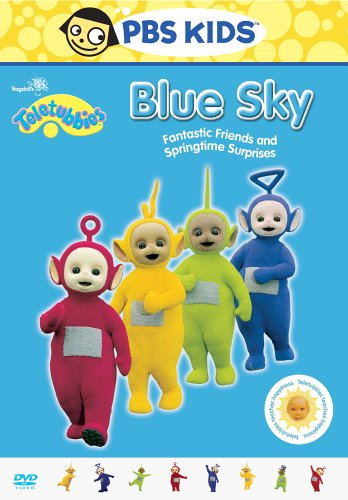 Teletubbies: Blue Sky [DVD] [Import]