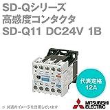 三菱電機 SD-Q11 DC24V 1B 高感度コンタクタ SD-Qシリーズ 電磁接触器 NN