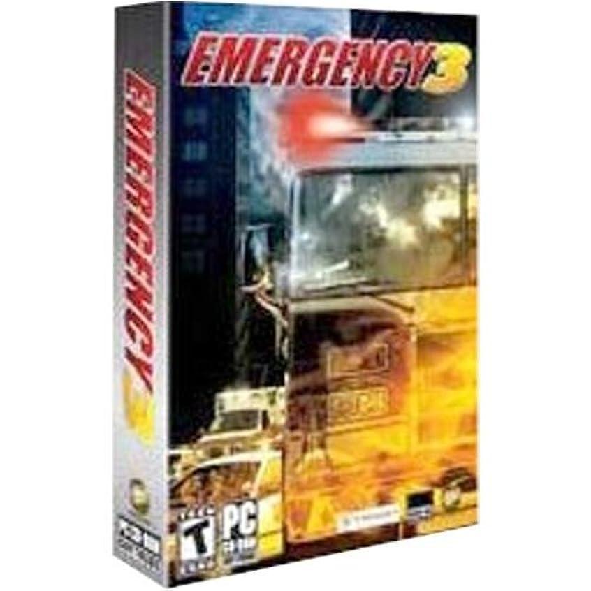 置換円形担当者Emergency 3 (Strategy First) (輸入版)