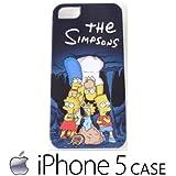 シンプソンズ iPhone5ケース iPhone5sケース【カラー1】iPhone5用