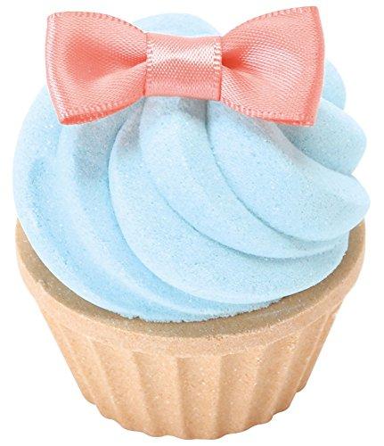 ノルコーポレーション お風呂用 芳香剤 おめかしカップケーキフィズ 60g シュガーキャンディーの香り OB-SMM-14-4
