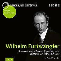 Lucerne Festival, Vol.12 - W. Furtwangler Archivfund