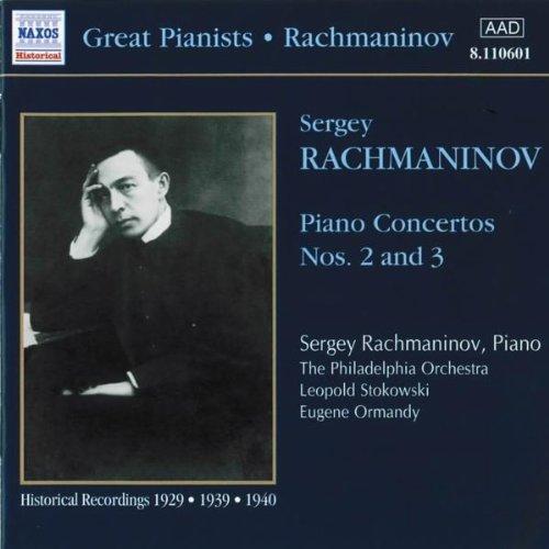 ラフマニノフ:ピアノ協奏曲第2番 ハ短調 Op.18 - I...