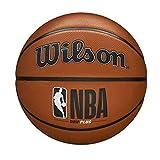 Wilson(ウイルソン) バスケットボール NBA DRV PLUS BSKT (5号球 NBAドライブ プラス) ユニセックス・ユース WTB9200XB05 5号/ 直径約22cm BROWN