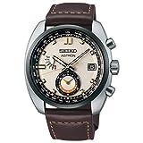 [セイコーウオッチ] 腕時計 アストロン ソーラー電波ライン SBXY005 メンズ ブラウン