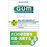 GUM(ガム) メディカルドロップ 青リンゴ味 24粒 【指定医薬部外品】