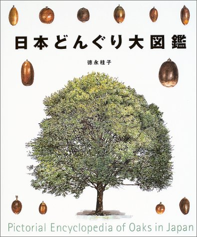 日本どんぐり大図鑑の詳細を見る