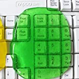 matecamキーボードクリーナー削除ダスト、ヘア、Crumbsからキーボード、キーパッド、Air Vent–RID YOUR電子機器の細菌–Bestキーボード楽器クリーニングケア製品、効率と効果