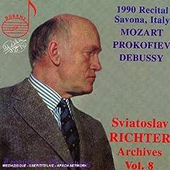 リヒテル独奏 1990年イタリア、サヴォナ・リサイタルの商品写真