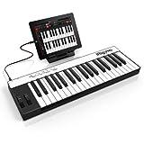 【日本正規代理店品 : 保証付】IK Multimedia iRig KEYS PRO (標準鍵盤サイズ・MIDIキーボード) IKM-OT-000026