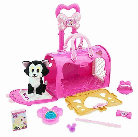 (Disney) Disney Minnie Mouse Happy Helpers Pet Carrier Figaro with Minnie mouse / mouse pet carrier [parallel import goods]