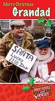 クリスマスカードonly fools & horses Grandadクリスマスカード