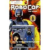 Robo Cop-midigan with Shield,pistol & Bazooka. フィギュア ダイキャスト 人形(並行輸入)