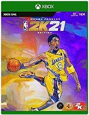 NBA 2K21 - Mamba Edition - Xbox One