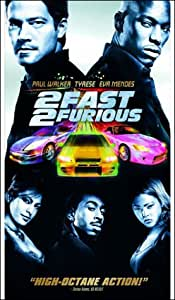 2 Fast 2 Furious [VHS] [Import]