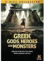 Greek Gods Heroes & Monsters [DVD] [Import]