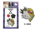 X JAPAN YOSHIKI yoshikitty(ヨシキティ)ジュエリーシール
