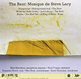 Steve Lacy, The Rent