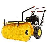 【個人宅配送不可】HAIGE 除雪機 家庭用 小型 雪掃き機 除雪幅62cm 5馬力 163cc 4サイクル エンジン式 自走式 HG-SSG5562