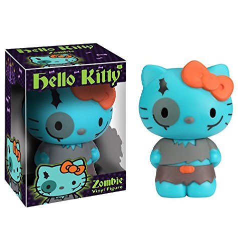 Hello Kitty Zombie Pop! Vinyl Figure [병행수입품]-