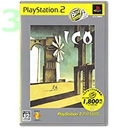 ICO PlayStation 2 the Best