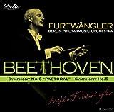 ベートーヴェン:交響曲第6番《田園》/第5番《運命》