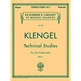 Julius Klengel: Technical Studies for the Violoncello, Volume 1: Schirmer Library of Classics Volume 1816 Cello Method