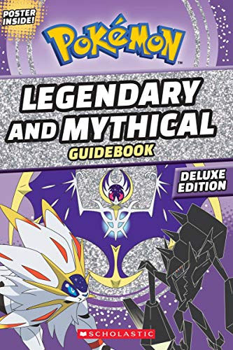 Legendary and Mythical Guidebook (Pokémon)