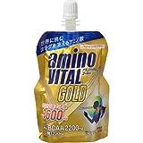 アミノバイタル ゴールド ゼリー 123g×6個 健康食品 アミノ酸 アミノ酸 タイプ別 [並行輸入品]