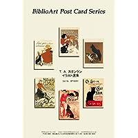BiblioArt Post Card Series T.A.スタンランイラスト選集 6枚セット(解説付き)