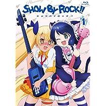 SHOW BY ROCK!! 特装限定版 全6巻セット [マーケットプレイス Blu-rayセット]