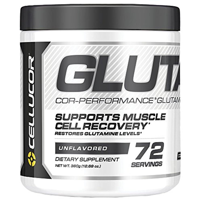 ご意見ハンマー扱うCellucor Cor-Performance 72 Servings Glutamine Supplements, 360 grams 海外直送品