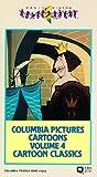 Columbia Columbia Pictures Cartoons  Vol. 4: Cartoon Classics [VHS] [Import]