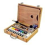 ターレンス ヴァンゴッホ 油彩木箱セット BASIC BOX T0284-0510