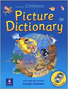 Amazon   Longman Children's Picture Dictionary with CDs ...