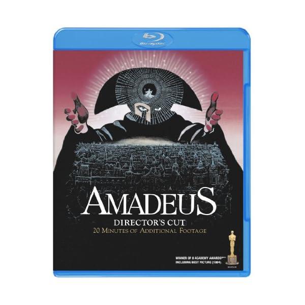 アマデウス ディレクターズカット [Blu-ray]の商品画像