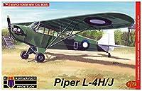 KPモデル 1/72 オーストラリア軍 パイパー L-4H/J プラモデル KPM0043