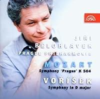 Mozart: Symphony in D Major by Prague Philharmonia (2009-06-30)