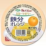 Amazon.co.jpふるーつゼリー 鉄分オレンジ 60g