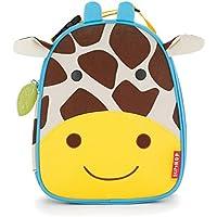 Skip Hop Zoo Lunchie Insulated Kids Lunch Bag, Giraffe