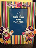 Disney Aulani ディズニー アウラ二 ハワイ フォト フレーム 海外直送品