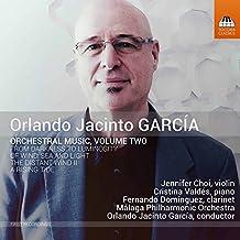 Orlando Jacinto García: Orchestral Music
