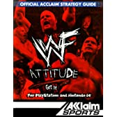 WWF Attitude, Get It: Official Acclaim Strategy Guide