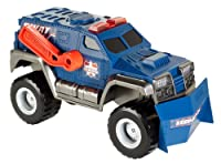 Matchbox Power Shift Police Truck